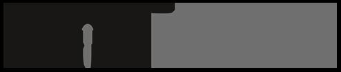 logo drone noir et gris horizontal