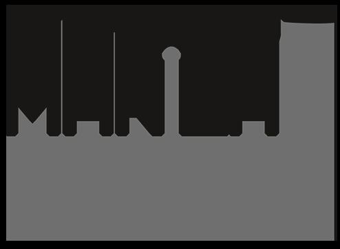logo drone noir et gris