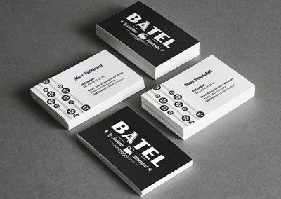 BATEL CINEMA Itinérant – Identité visuelle / WEB