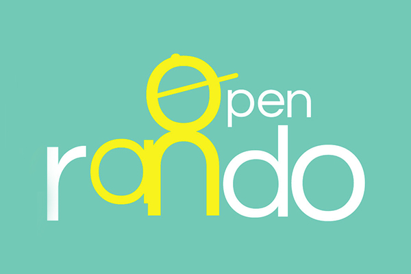 logo écrit jaune et blanc sur fond vert