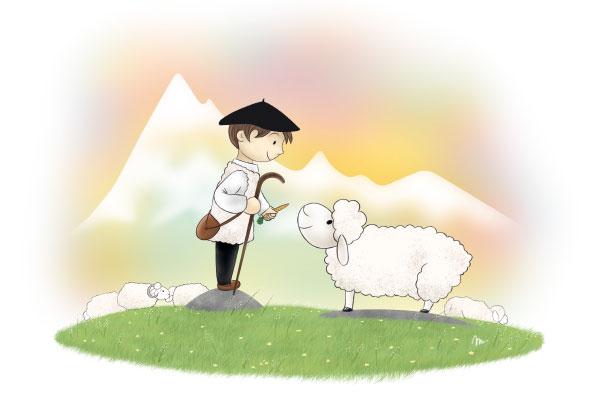 berger et mouton